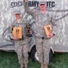 Army ROTC cadets take 1st in Ranger Buddy co-ed division