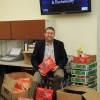 Arts & Sciences contributes 2,875 items to food pantry