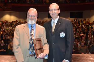 Ackman Distinguished Service Award SDSHAA