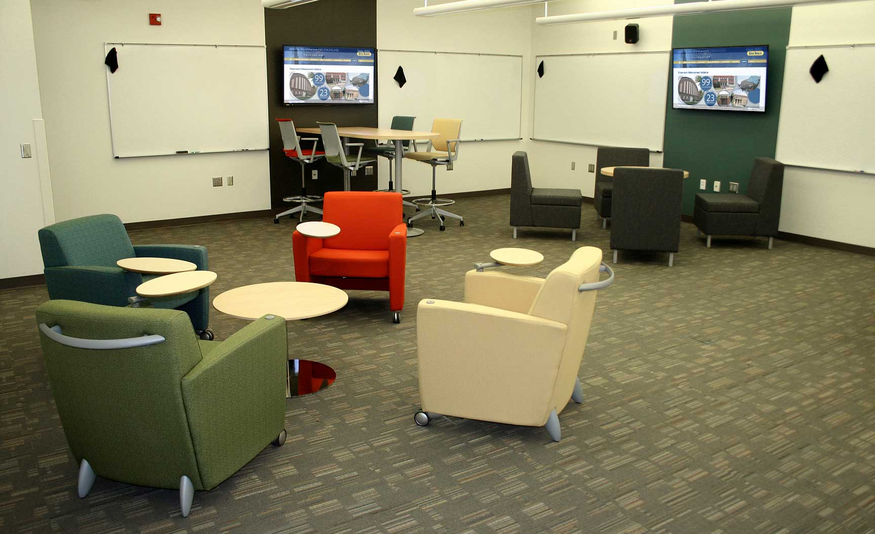 Collaborative Classroom ~ Classroom enhancement initiative will see extensive