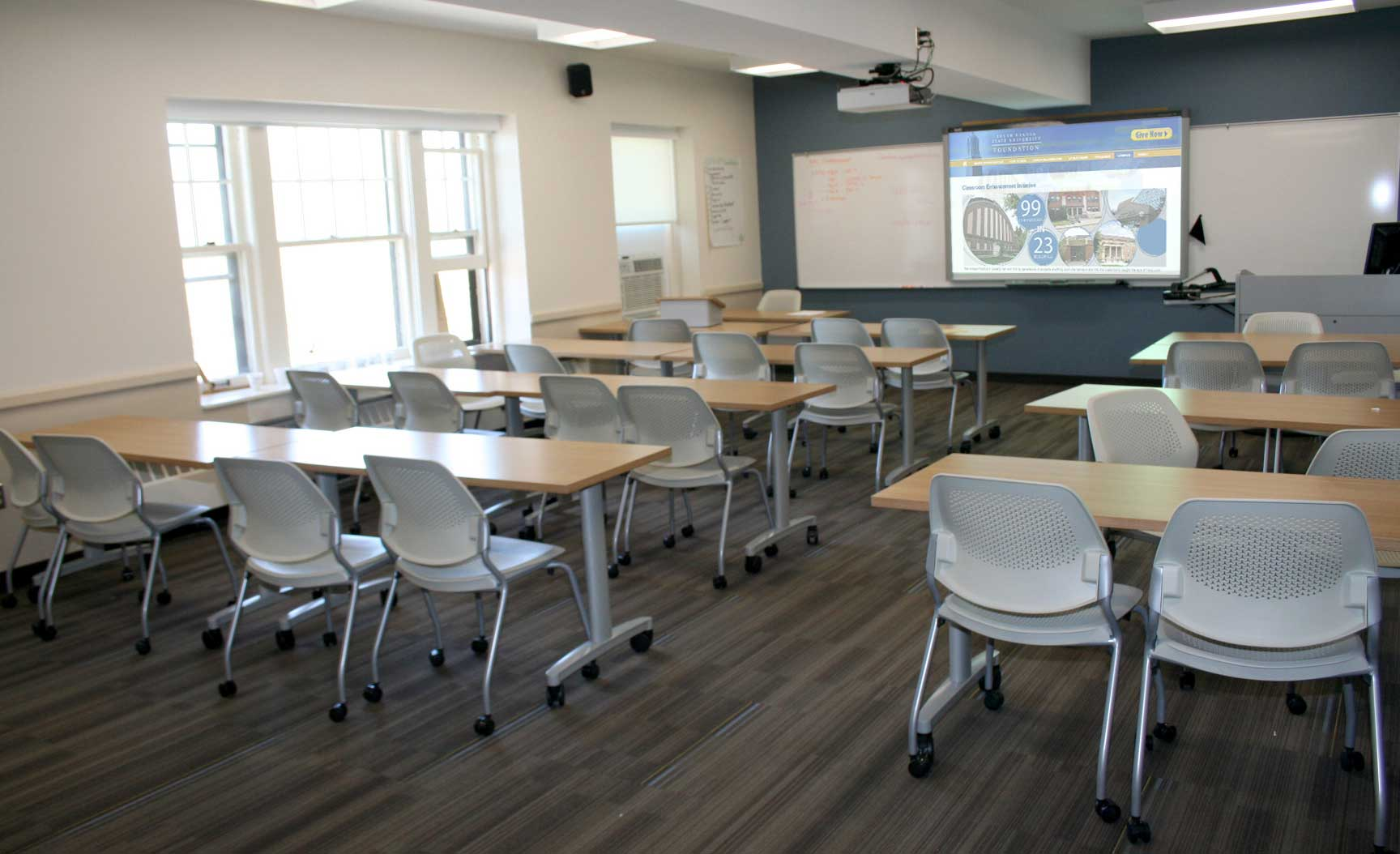Classroom Enhancement Initiative will see extensive