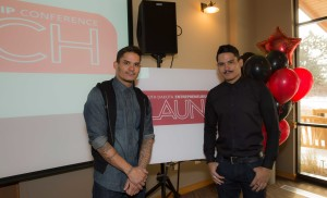 New York City twin designers Shane and Shawn Ward shared their experience of launching their innovative shoe collection, SHANE&SHAWN in fall 2003 with the goal of making the most comfortable and hip fashion shoes ever.